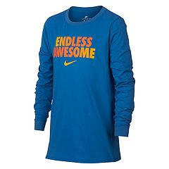 Boys 8-20 Nike Endless Awesome Tee