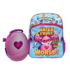 Kids Hatchimals 'Hatch A Whole World' Backpack & Lunch Tote Set