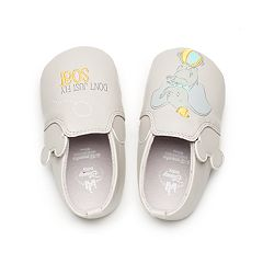 Disney's Dumbo Baby Crib Shoes