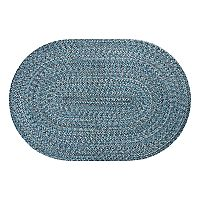 SONOMA Goods for Life™ Braided Cotton Reversible Solid Oval Rug