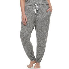 Plus Size SONOMA Goods for Life™ Jogger Lounge Pants
