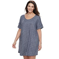 Plus Size SONOMA Goods for Life™ Dolman Sleepshirt