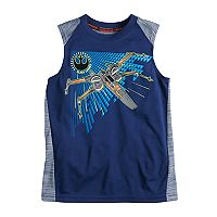 Boys 4-7x Star Wars a Collection for Kohl's X-Wing Tank Top