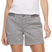 Women's SONOMA Goods for Life? Comfort Waistband Shorts