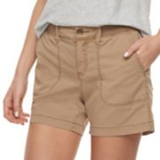 Women's SONOMA Goods for Life™ Comfort Waistband Shorts