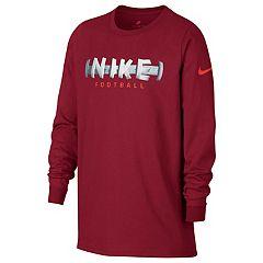 Boys 8-20 Nike Football Laces Tee