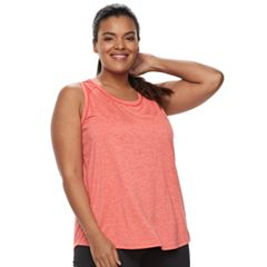 Plus Size Tek Gear® Performance Tank