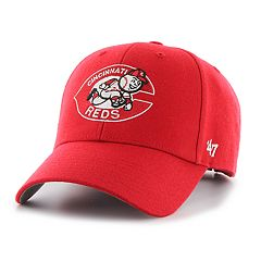 Men's '47 Brand Cincinnati Reds MVP Hat