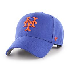 Men's '47 Brand New York Mets MVP Coop Cap