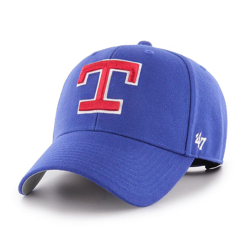 Men's '47 Brand Texas Rangers MVP Hat