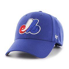 Men's '47 Brand Montreal Expos MVP Coop Cap