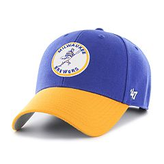 Adult '47 Brand Milwaukee Brewers Two-Toned MVP Hat