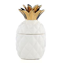 LC Lauren Conrad Pineapple Trinket Box