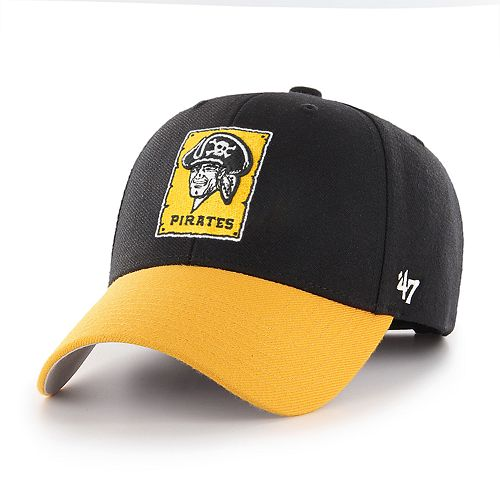 Adult '47 Brand Pittsburgh Pirates Two-Toned MVP Hat