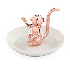LC Lauren Conrad Monkey Trinket Tray