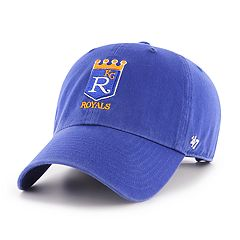 Adult '47 Brand Kansas City Royals Clean Up Hat