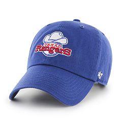 Adult '47 Brand Texas Rangers Clean Up Adjustable Cap