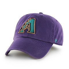 Adult '47 Brand Arizona Diamondbacks Clean Up Hat