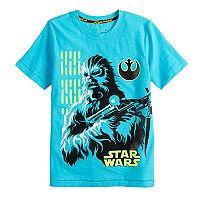 Boys 4-7x Star Wars a Collection for Kohl's Chewie Tee
