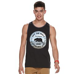 Men's Vans Cali Coast Tank