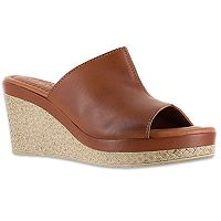 Tuscany by Easy Street Octavia Women's Wedge Sandals