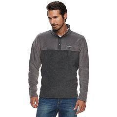 Men's Columbia Flattop Ridge Quarter-Snap Fleece Pullover