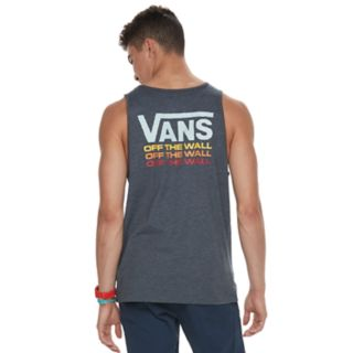 Men's Vans Stack Made Tank