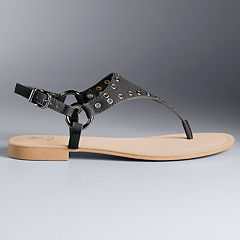 Simply Vera Vera Wang Fireworks Women's Sandals