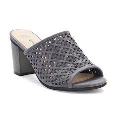 SONOMA Goods for Life™ Careen Women's Heel Sandals