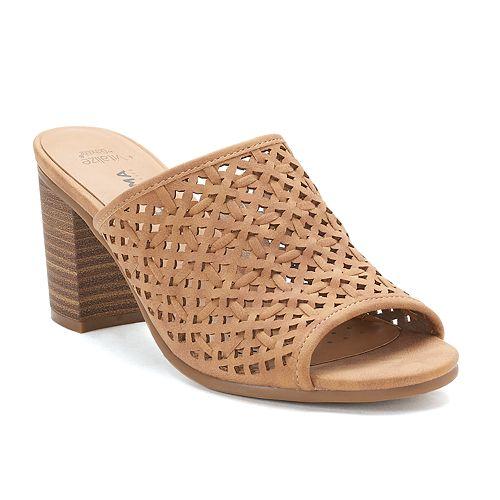 SONOMA Goods for Life™ Careen ... Women's Heel Sandals 0RBVOuKh