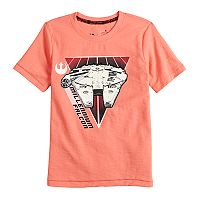 Boys 4-7x Star Wars a Collection for Kohl's Millenium Falcon Tee
