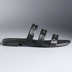 Simply Vera Vera Wang Copenhagen Women's Sandals