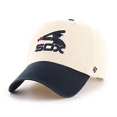 Adult '47 Brand Chicago White Sox Clean Up Natural Hat