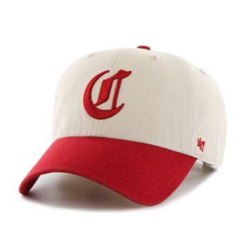 Adult '47 Brand Cincinnati Reds Clean Up Natural Hat