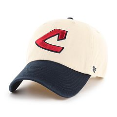 Adult '47 Brand Cleveland Indians Clean Up Natural Hat