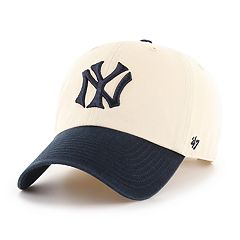 Adult '47 Brand New York Yankees Clean Up Natural Hat