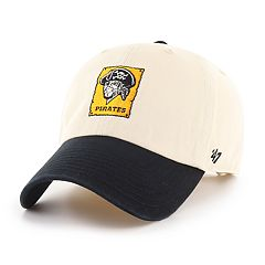 Adult '47 Brand Pittsburgh Pirates Clean Up Natural Hat