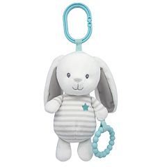 Carter's Bunny On The Go Activity Toy - Blue