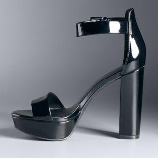 Simply Vera Vera Wang Hong Kong Women's High Heel Sandals