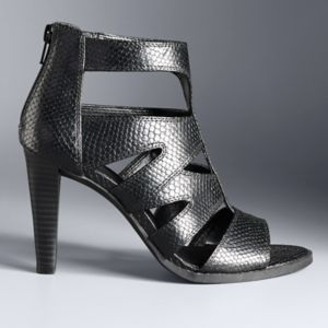 Simply Vera Vera Wang Fortune ... Women's High Heel Sandals