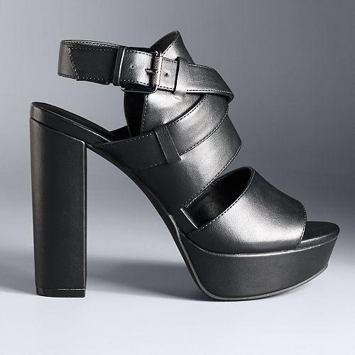Simply Vera Vera Wang San ... Diego Women's High Heel Sandals hDpVHk7