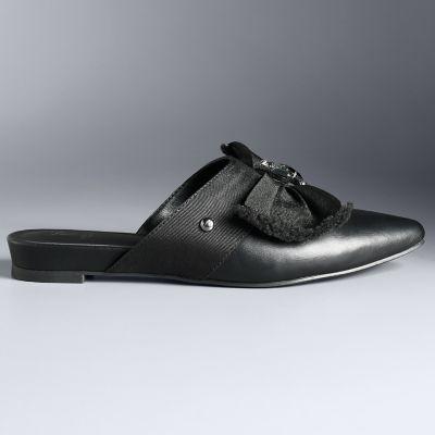Simply Vera Vera Wang ... Happiness Women's Slip-On Sandals