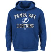 Men's Majestic Tampa Bay Lightning Heart & Soul Hoodie
