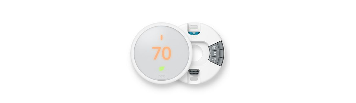 Nest E Smart Learning Thermostat + $30 Kohls Rewards