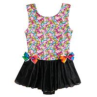 Girls 4-14 Jacques Moret JoJo Siwa Bow Print Skirtall