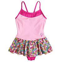 Girls 4-14 JoJo Siwa Bow Print Pink Skirtall