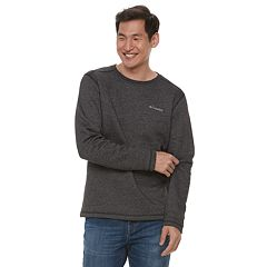 Men's Columbia Ortega Oaks Fleece Crewneck Tee