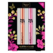 butter LONDON Glisten & Glaze 2-piece Glazen Lip Glaze Set