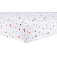 Trend Lab Farm Stack Fitted Crib Sheet