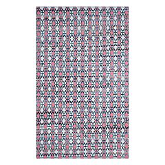 Safavieh Montauk Kingston Geometric Striped Rug
